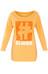Nihil Climber - T-shirt manches courtes Femme - jaune/orange